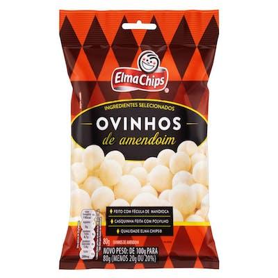 Ovinhos de Amendoim Elma Chips 40g