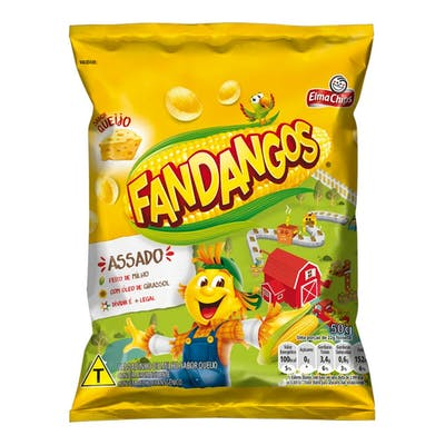 Fandangos Queijo 50g