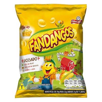 Fandangos queijo 52g