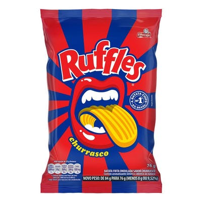 Ruffles Churrasco 76g
