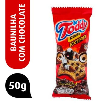 Toddy Cookies Extra 50g
