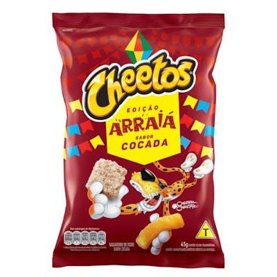 Cheetos Arraiá Cocada 45g