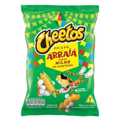 Cheetos Arraiá Milho na Manteiga 45g