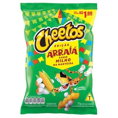 Cheetos Arraiá Milho na Manteiga 37g