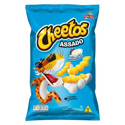 Cheetos Onda Requeijão 90g