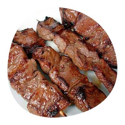 Espetinho de Carne unid