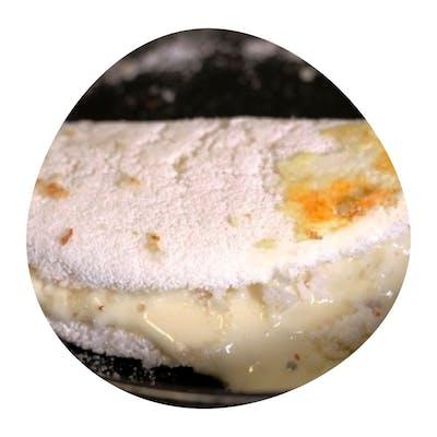 Tapioca Recheada Asa Branca (coco e queijo) 200g