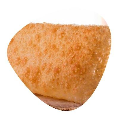 Pastelaria Viçosa - Pastel de Queijo