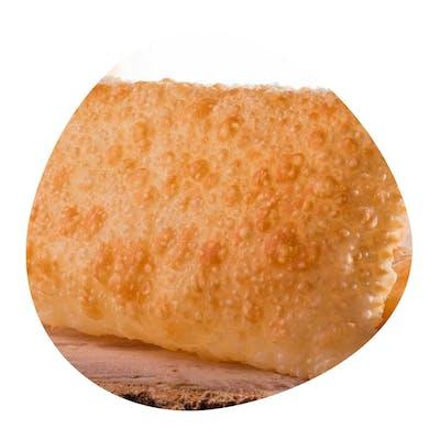 Pastelaria Viçosa - Pastel de Calabresa