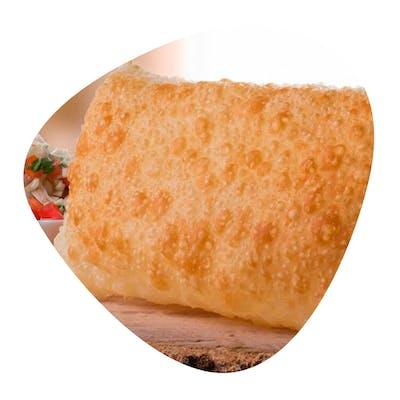 Pastel Carne com queijo 20cm