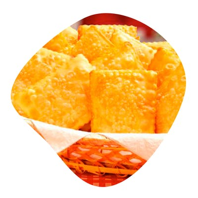 Pastel Frango Porção 12 unid