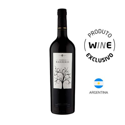 Vinho Tinto Cabernet Sauvignon Família Barberis 750ml
