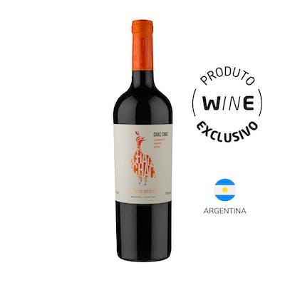 Vinho Tinto Cabernet Franc Chac Chac 750ml