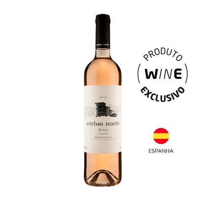 Vinho Rosé Garnacha Esteban Martín 750ml