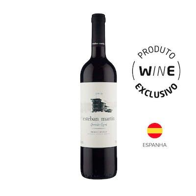 Vinho Tinto Garnacha Syrah Esteban Martín 750ml