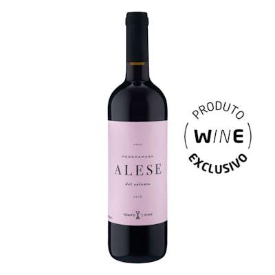Vinho Tinto Negroamaro Del Salento Alese 750ml