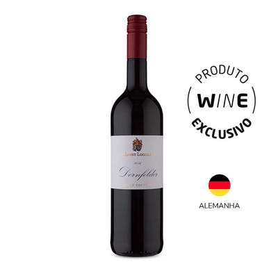 Vinho Tinto Dornfelder Pfalz Edition Ernst Loosen 750ml