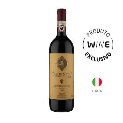 Vinho Tinto Chianti Classico Carpineto 750ml