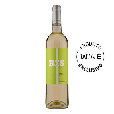 Vinho Branco Verde D.O.C. Bis 750ml