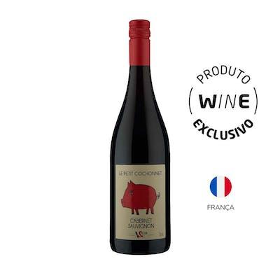 Vinho Tinto Cabernet Sauvignon Le Petit Cochonnet 750ml