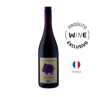 Vinho Tinto Pinot Noir Le Petit Cochonnet 750ml