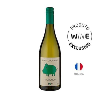 Vinho Branco Sauvignon Le Petit Cochonnet 750ml