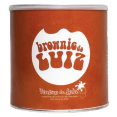 Brownie do Luiz Veneno da Lata com Doce de Leite 200g