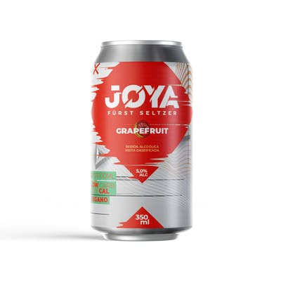 Joya Hard Seltzer Grapefruit 350ml