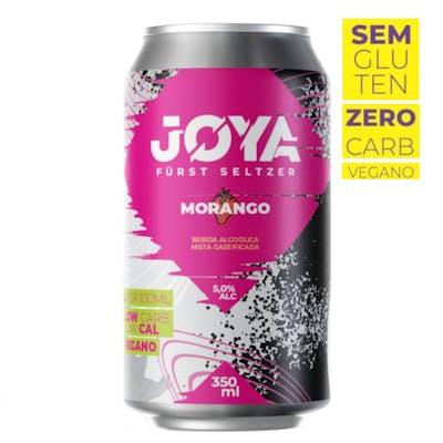 JOYA Hard Seltzer Morango 350ml