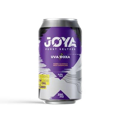 Joya Hard Seltzer Uva Roxa 350ml