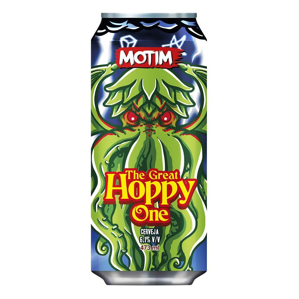 Motim Great Hoppy One 473ML