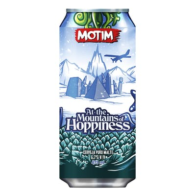 Motim At The Mountains of Hoppinness 473ml