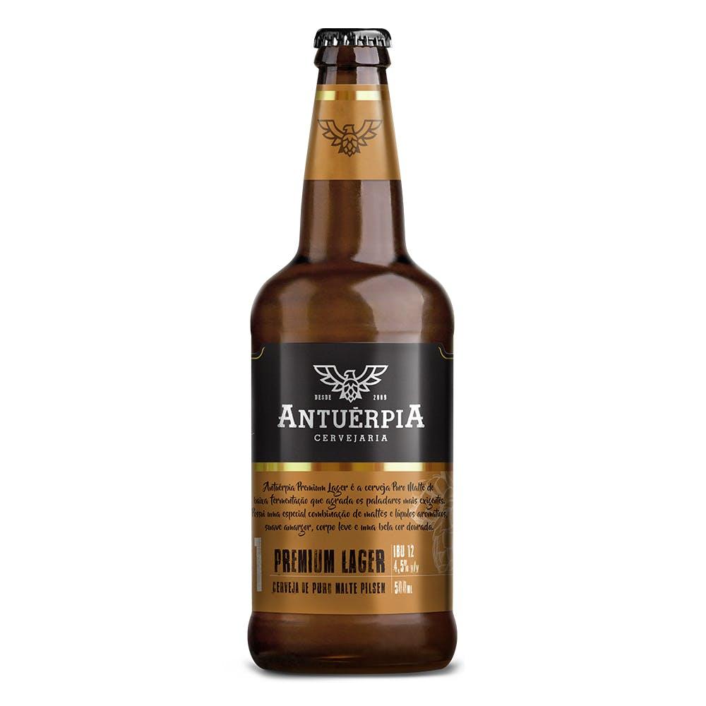 Antuérpia 01 Premium Lager 500ml