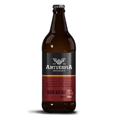 Antuérpia 04 Irish Red Ale 600ml