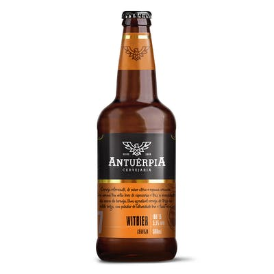Antuérpia 07 Witbier 500ml