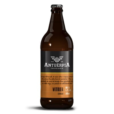 Antuérpia 07 Witbier 600ml