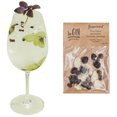Begin Spices Sachê Especiarias Gin Tônica Grapemond