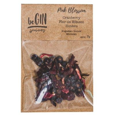 Begin Spices Sachê Especiarias Gin Tônica Pink Blossom