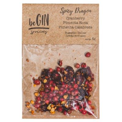 Begin Spices Sachê Especiarias Gin Tônica Spicy Dragon