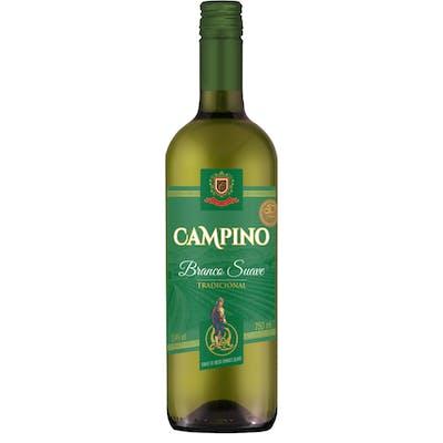 Vinho Branco de Mesa Suave Campino Tradicional 750ml