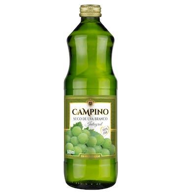 Campino Suco de Uva Branco Integral 500ml