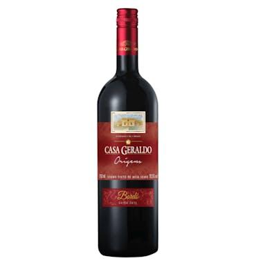 Vinho Tinto de Mesa Suave Bordô 750ml