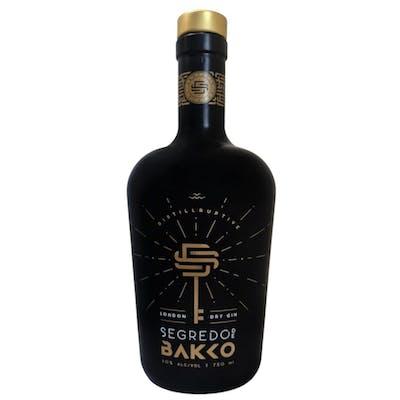 Gin Segredo de Bakko 750ml
