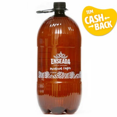 Enseada Premium Lager 2L