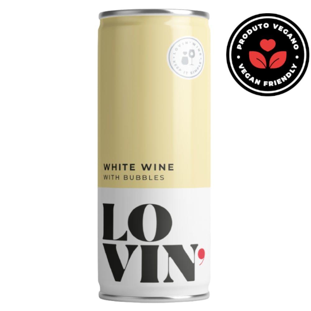 Vinho Branco Lovin 269ml