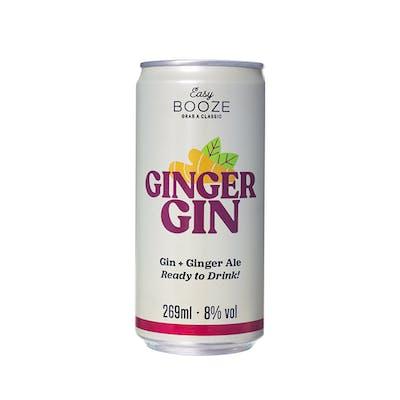 Easy Booze Ginger 269ml