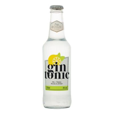 Easy Booze Gin Tonica 200ml