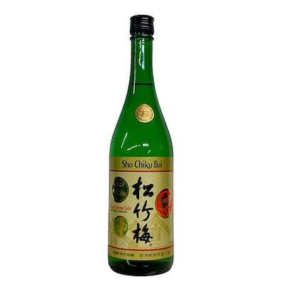 Sake Junmai 750ml