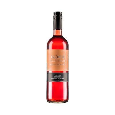Vinho Rosado Licoroso Góes Tradição 750ml