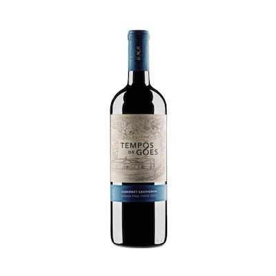 Vinho Cabernet Sauvignon Seco Tempos de Góes 750ml